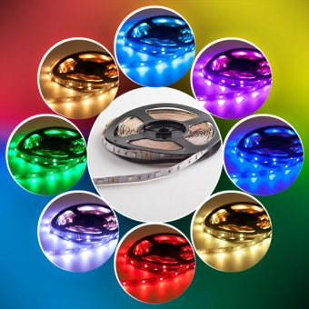 flex LED Strip RGB 36W 500CM 24V IP20